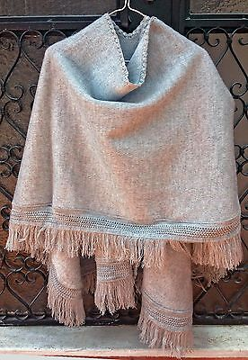 Wholesale Lot Of 10 Alpaca Wool Unisex South American Poncho Cape Coat Jacket