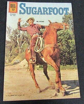 Dell Four Color #1209 Sugarfoot Nice Comic Book C270