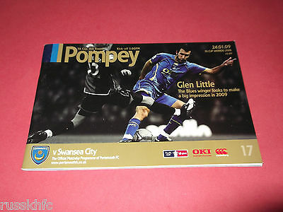 2008/09 Portsmouth V Swansea Fa Cup