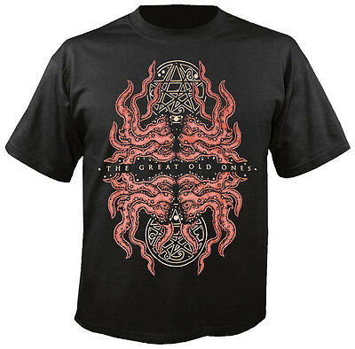 THE GREAT OLD ONES - Sunken Necronomicon - T-Shirt