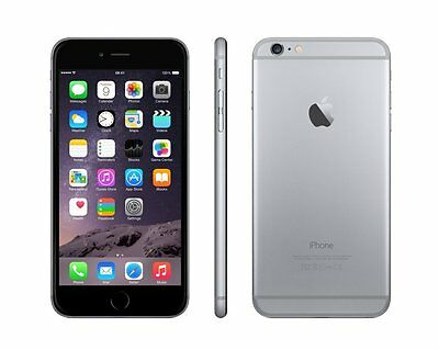"""Apple iPhone 6S 4.7"""" 16GB Gray GSM 4G LTE (T-mobile) Smartphone - SRB"""