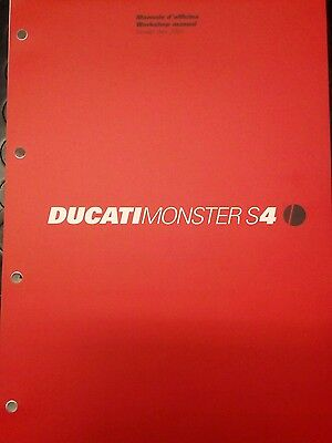 Manuale officina ducati monster s4