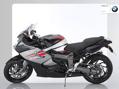 2009-2010-2011-2012 BMW K1300S RepROM Service Manual DVD - Multilingual