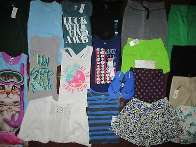Girls Size 5  Spring Summer Lot Clothes & Outfits Old Navy TCP NWT'S