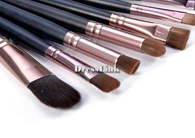 20 pz Pro Trucco Cosmetici Pennelli Make Up Foundation Brush Set Nuovo