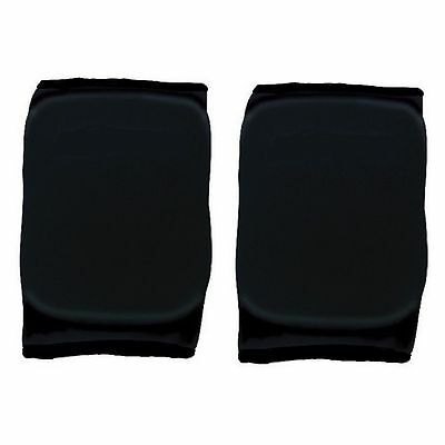 Dance Knee Pads Black for Acro and Dancing 1 pair and BULK orders available