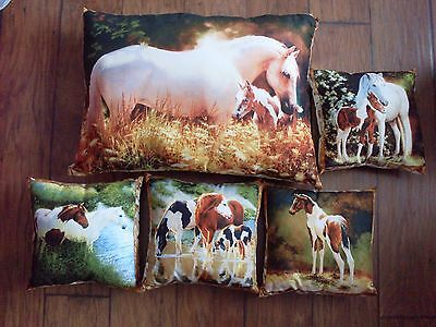 Horse Pillows NEW