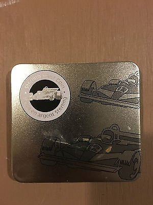 1998 Sterling Silver 50 Cent CANADA Commemorative Indy Car PROOF