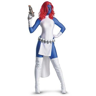 X-Men Mystique Cosplay Costume Custom Made