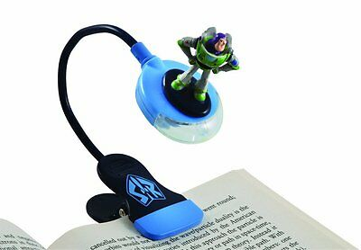 Disney Toy Story Buzz Lightyear Booklight  Reading Light Tourch Night Light