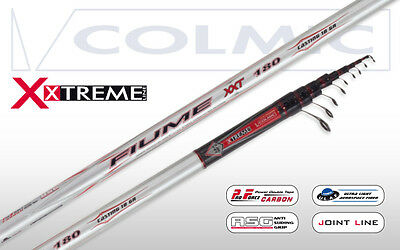 Canna bolognese Colmic Fiume XXT 180