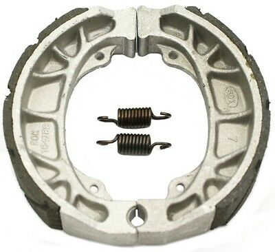 SSP-G 50cc HIGH PERFORMANCE BRAKE SHOE SET FOR SCOOTERS WITH QMB139 MOTORS
