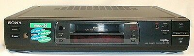 Sony Ev-A60 8Mm Vcr Great Shape Full Warranty  C200 Size Visa Mastercard