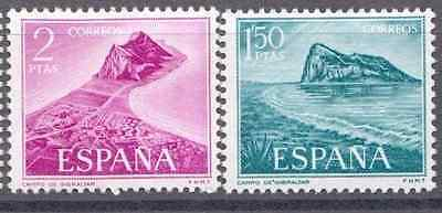 Spain Stamps - 1969 Aid For Spanish Workers Ex Gibraltar In MNH
