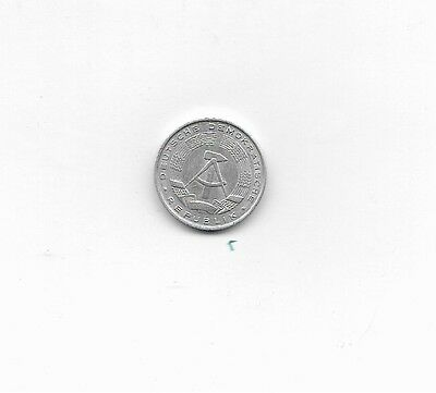 East Germany Coin, 1968, 10 Pfennig, circulated