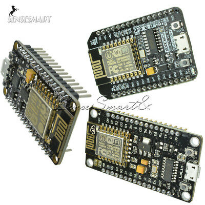 CH340G NodeMcu Lua Wireless WIFI Internet Development Board Based ESP8266 CP2102