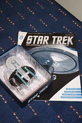 Star Trek Eaglemoss Issue 8 USS Excelsior Star Ship