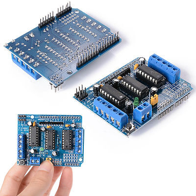 L293D motor control shield for arduino / Motor Drive