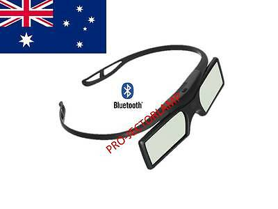 2 Pairs 3D Active Glasses For PANASONIC ty-er3d5ma TY-ER3d5MA AU Stock