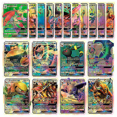 Pokemon TCG 20 Paper Card Lot Rare COM/UNC Holo Guaranteed EX MEGA GX