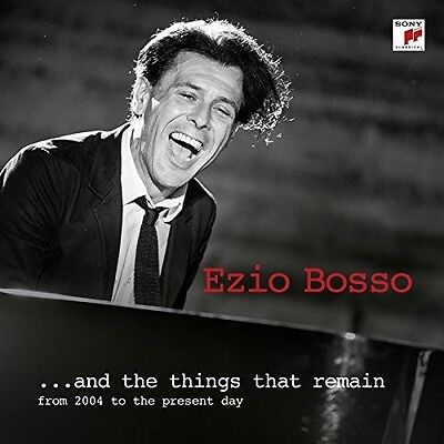 & The Things That Remain - Ezio Bosso (2017, Vinyl NEU)3 DISC SET