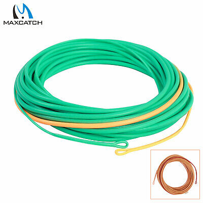 Maxcatch Skagit Shooting Head Fly Line 300gr-500gr 20FT-24FT with 2 Welded Loops