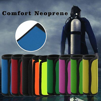 Comfort Neoprene Handle Wraps/Grip/Identifier for Travel Bag Luggage Suitcase GT