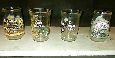 vintage welches jelly glasses