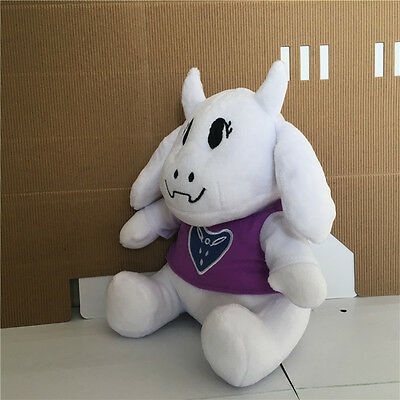 Toriel Undertale Sans Plush Doll Figure Toys Kids birthday party Gifts 20CM 10""