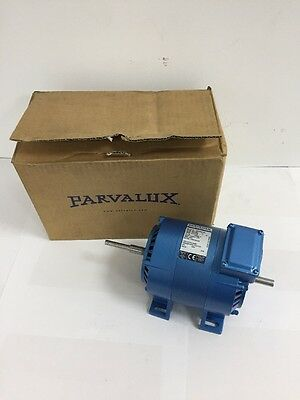 New Parvalux 125w SD18 AC Electric Motor 3-Phase 1400RPM 4-Pole 50Hz W10335