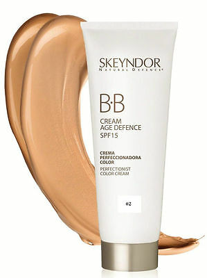 BB Cream Tono 02 Oscuro - Dark 40ML Natural Defence SkeyndoR