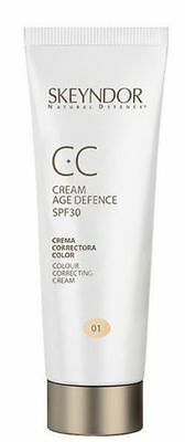 CC Cream Tono 01 Claro - Light 40ML Natural Defence SkeyndoR