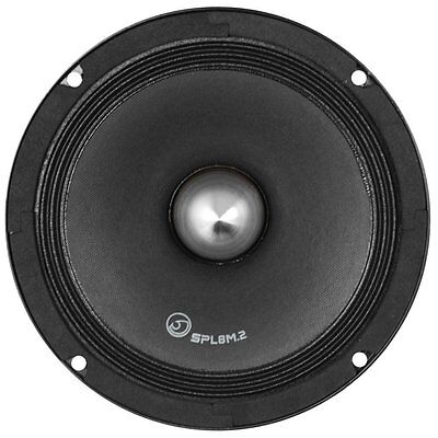 Mid Woofer Bass Face Spl8M.2 700 Watt Max Impedenza 8 Ohm Speaker Auto Car Spl