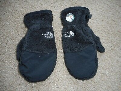 The North Face Kids Winter Black Gloves Size M