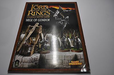 Games Workshop The Siege of Gondor Lord of the Rings