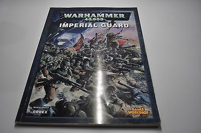 Codex Imperial Guard Paperback