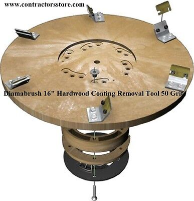 "Diamabrush 16"" Hardwood Removal Tool"