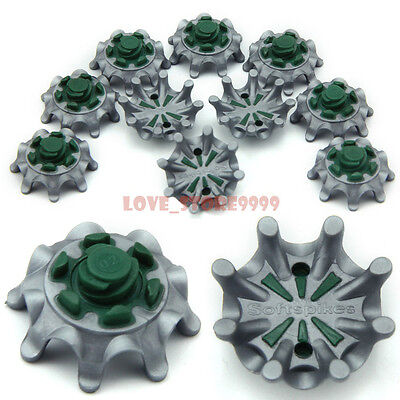 7/14/28XTri-Lok Pulsar SoftSpikes Replacement Fast Twist Shoe Spikes For Footjoy