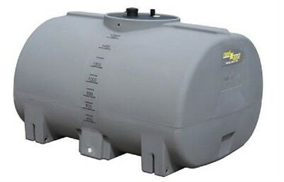 1500L Rapid Spray Free Standing Diesel Fuel Tank with Ball Baffles