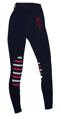 Chillout Horsewear Navy Knee Breeches