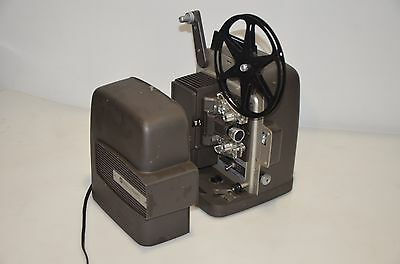 346A Bell & Howell Autoload Super 8 8mm Movie Projector Bulb Motor for Parts