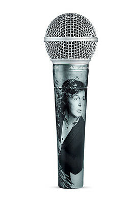 Shure PAUL McCARTNEY Limited Edition SM58 Microphone Serial #241-#011 BUY IT NOW