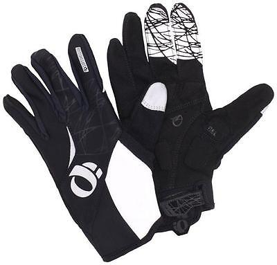 Pearl Izumi Women's Cyclone Gel Glove - BLACK - Size LARGE - NEW