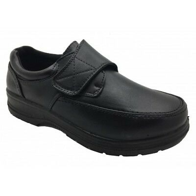 Dr Patrick Trevor Extra Wide Fit Casual Othopaedic Touch Fastening Shoes