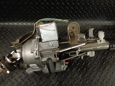 2005 Renault Megane Scenic 1.9 Dci 5Dr Electric Power Steering Column 8200035273