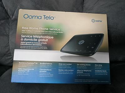 Ooma Telo - Free Home Phone Service - VoIP Phone and Device