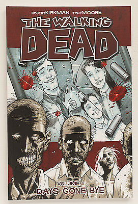 The Walking Dead Vol. 1 Days Gone Bye Image Softcover Graphic Novel Comic Book