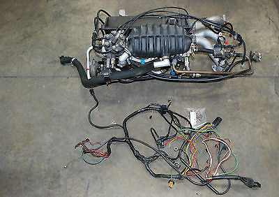 Porsche 911 SC CIS Airbox 3.0L Intake Injection System Manifold Throttle Body