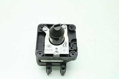 Fuji Electric EG53C-EB3BEC-050K Circuit Breaker 50A 3 Pole Switch Handle BZ6V10D