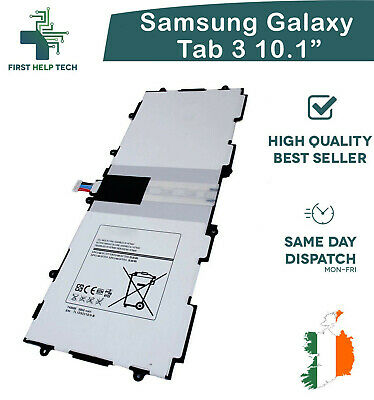 "New Replacement Battery For Samsung Galaxy Tab 3 10.1 "" P5200 6800mAh T4500E"